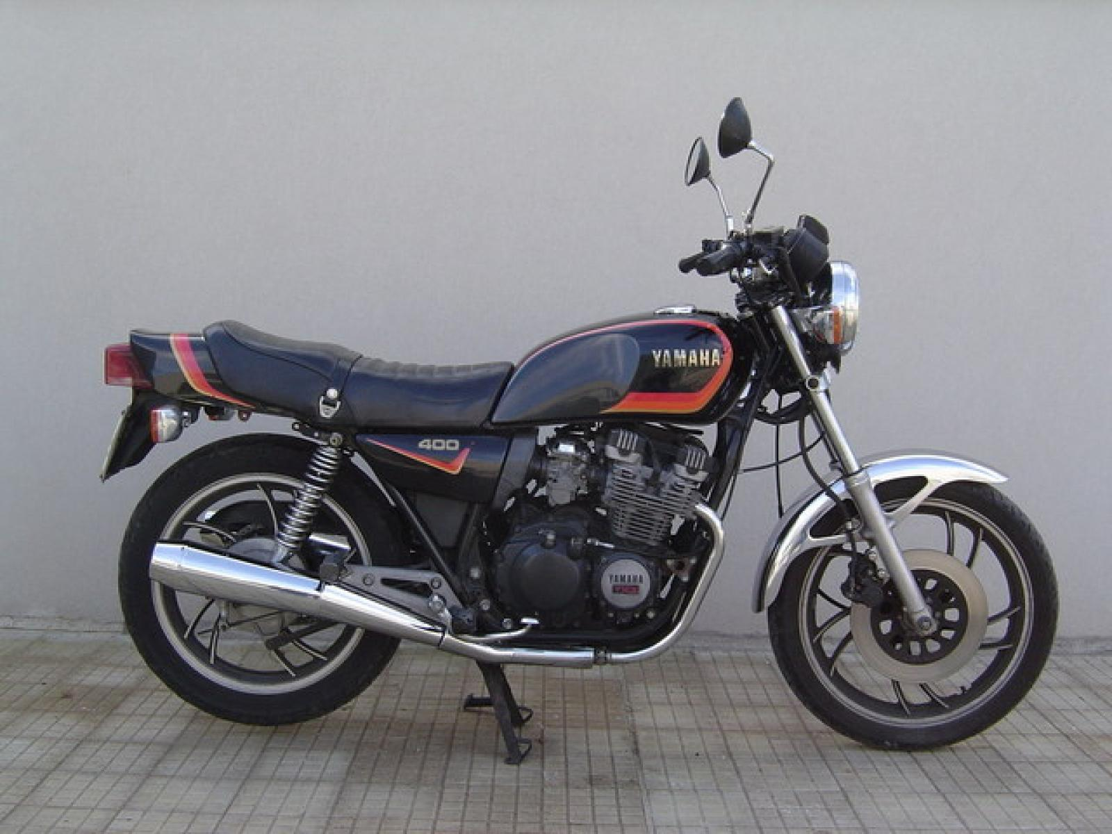 Yamaha xj photo - 10