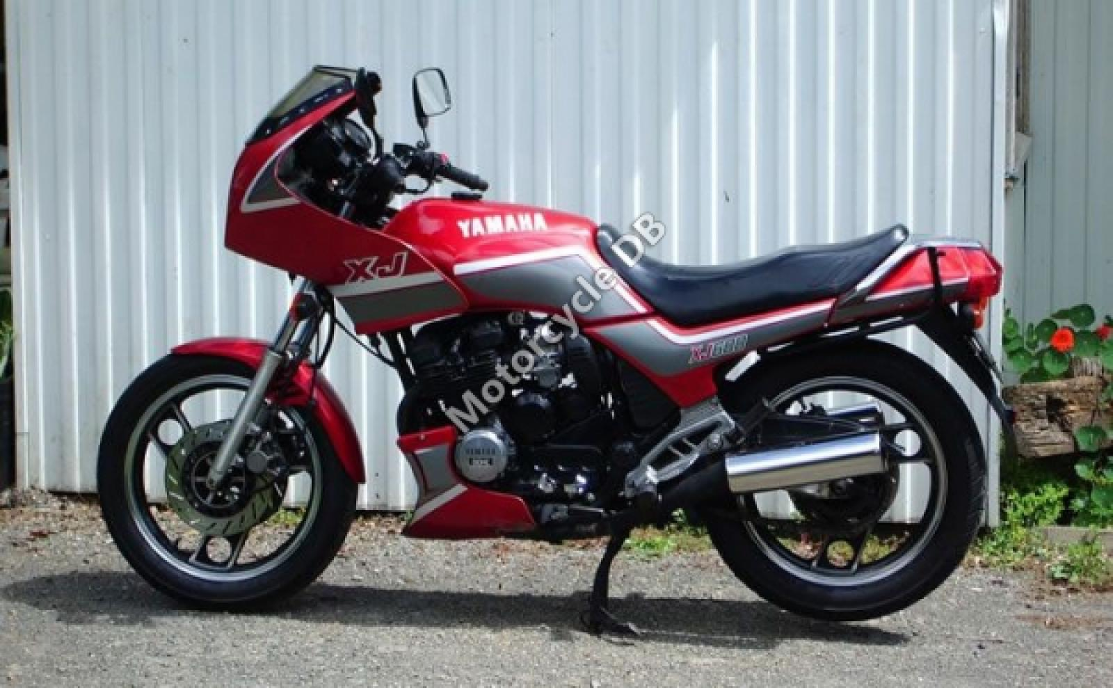 Yamaha xj photo - 2