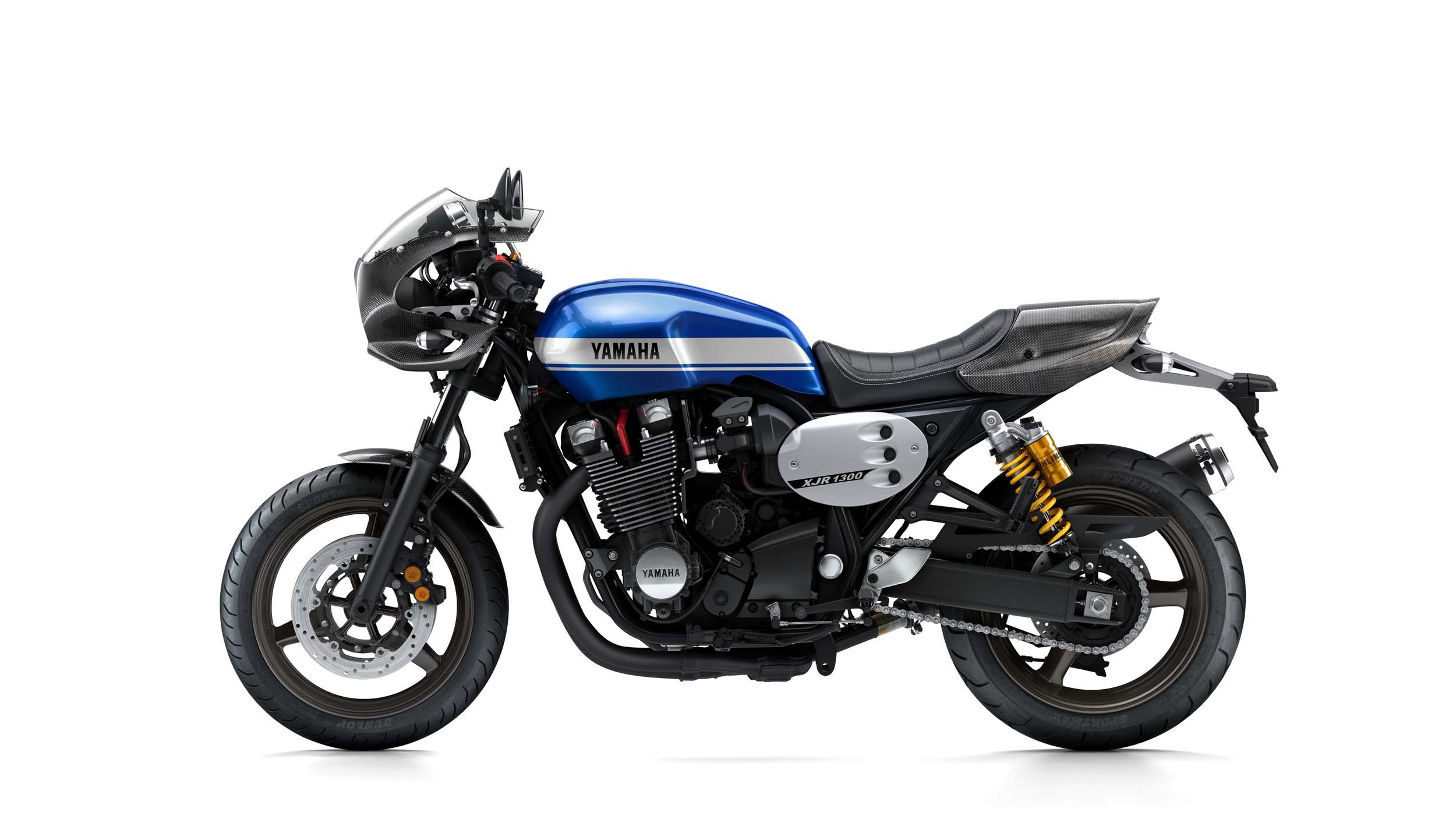 Yamaha xjr1300 photo - 10