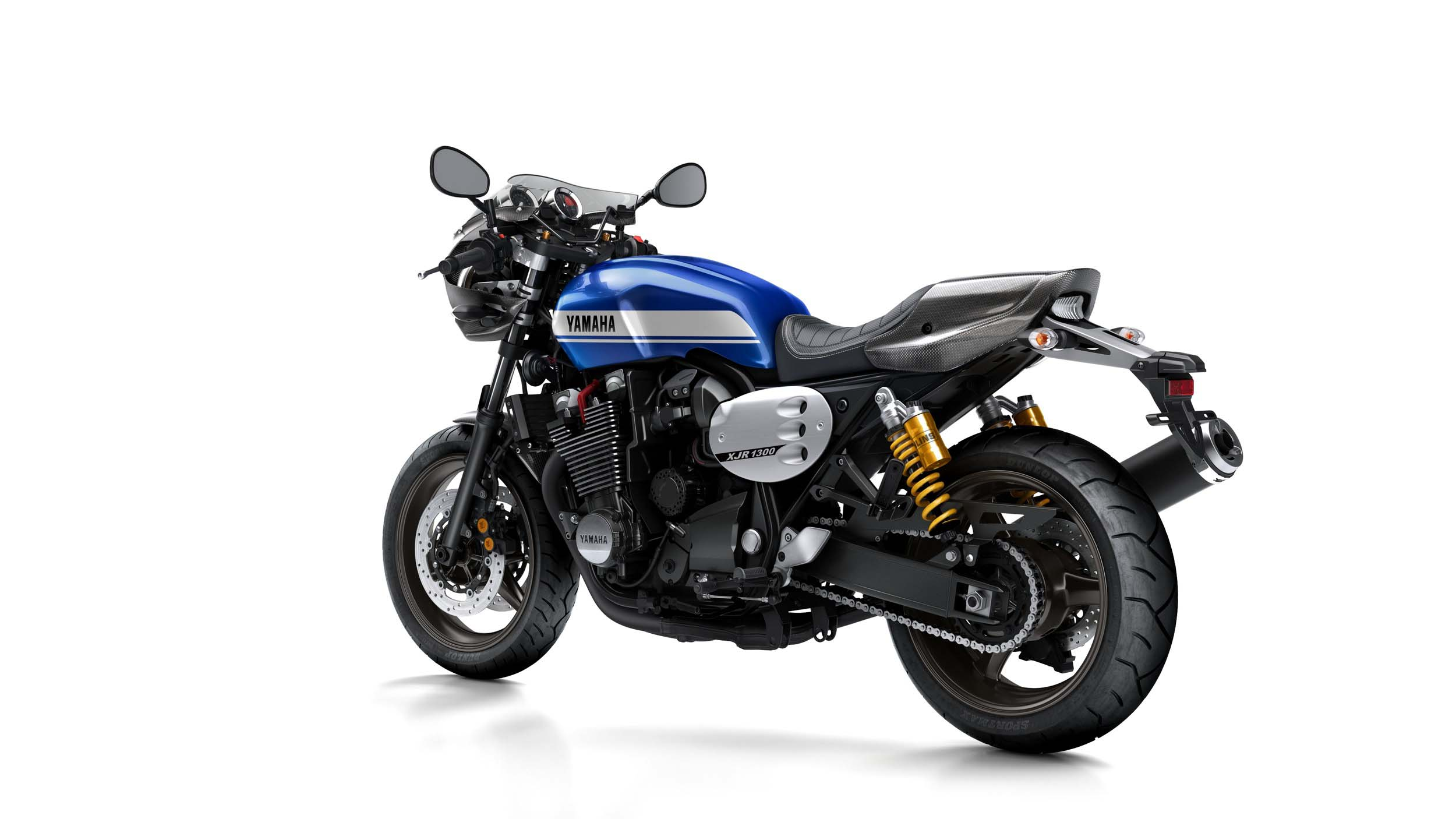 Yamaha xjr1300 photo - 6