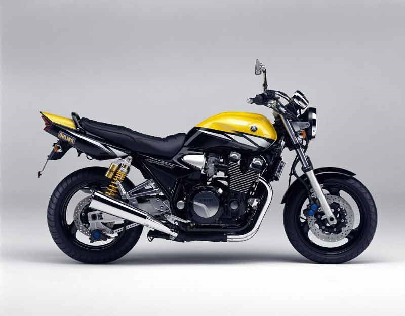 Yamaha xjr1300 photo - 7