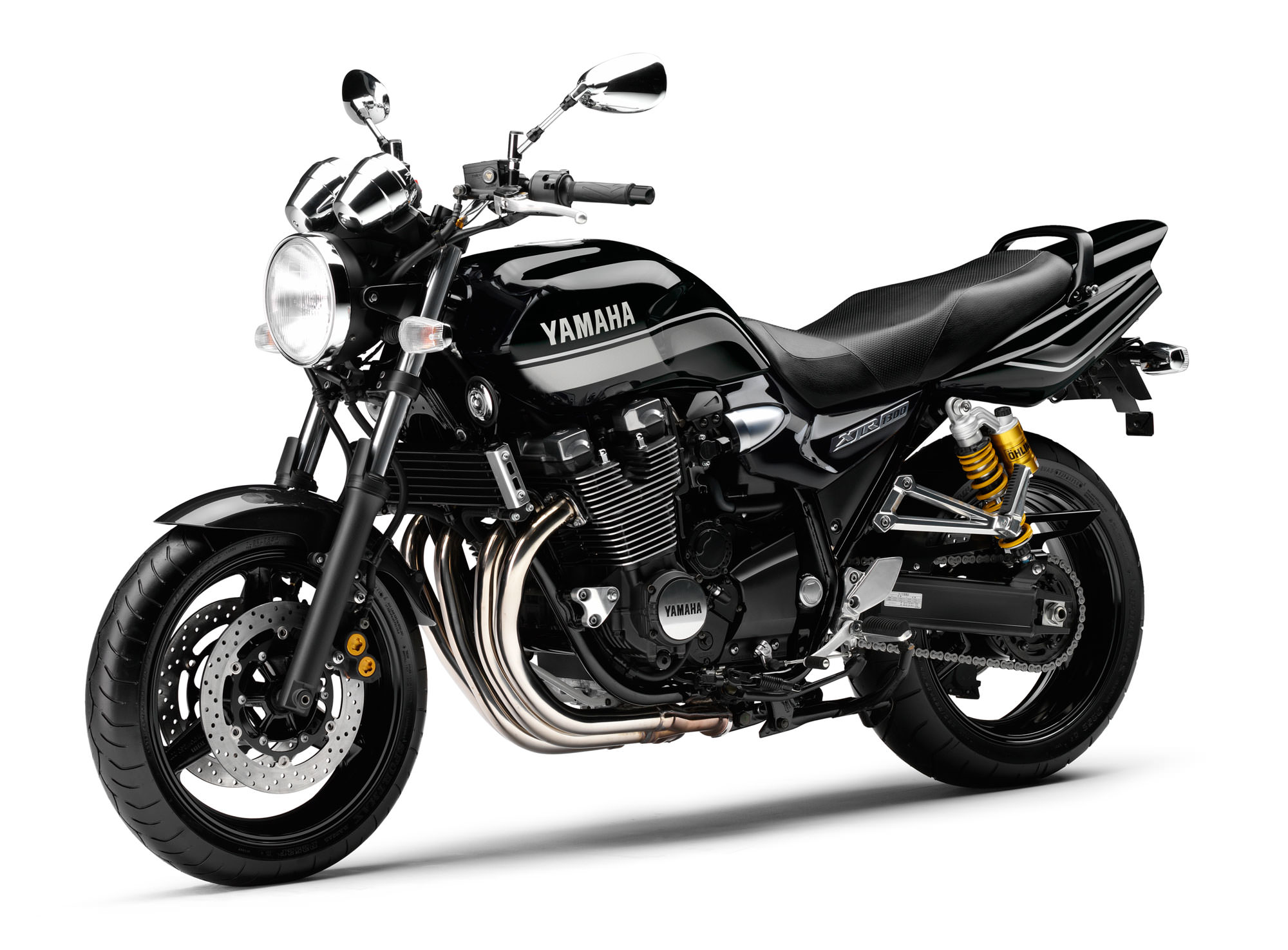 Yamaha xjr1300 photo - 8