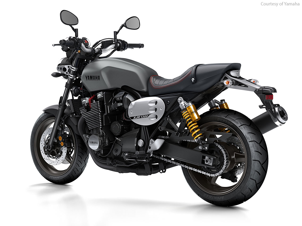 Yamaha xjr1300 photo - 9