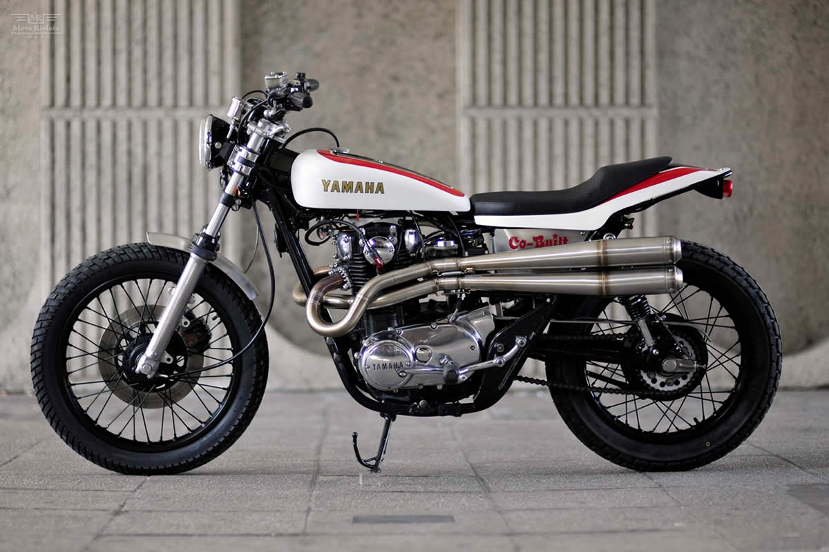 Yamaha xs photo - 4