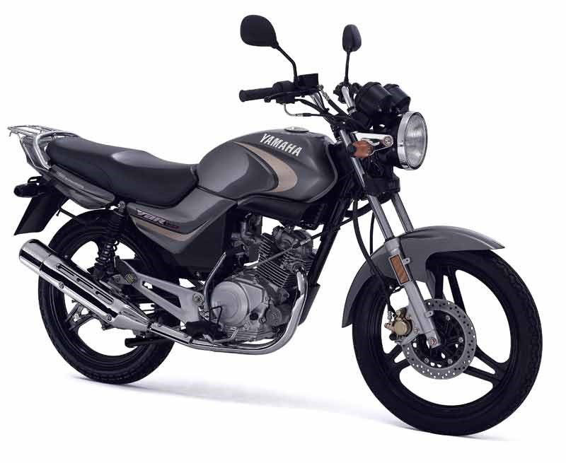 Yamaha ybr125 photo - 1