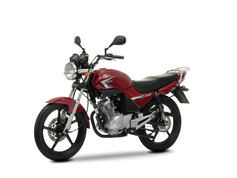 Yamaha ybr125 photo - 10
