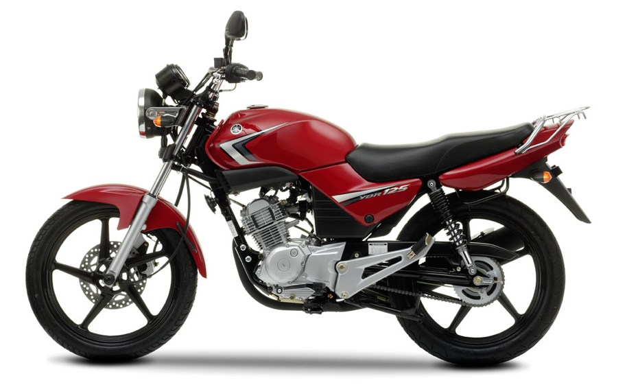 Yamaha ybr125 photo - 3
