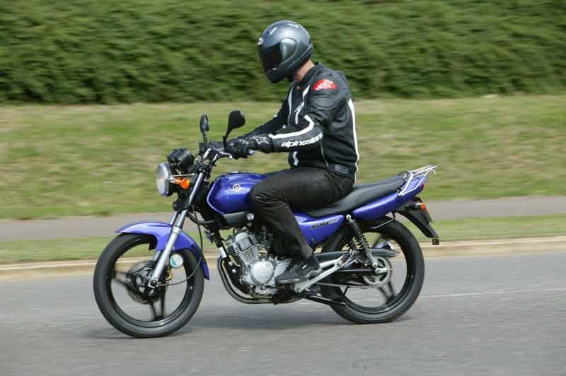 Yamaha ybr125 photo - 4