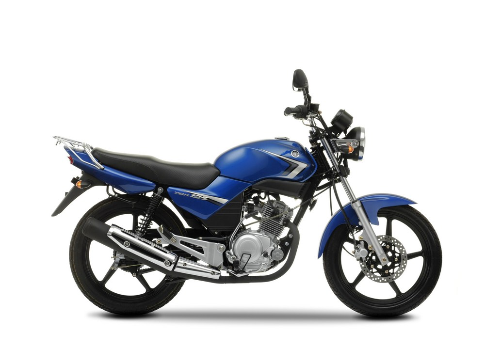 Yamaha ybr125 photo - 7