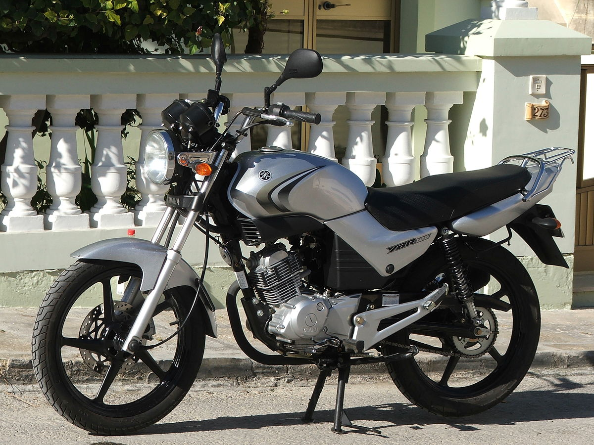 Yamaha ybr125 photo - 8