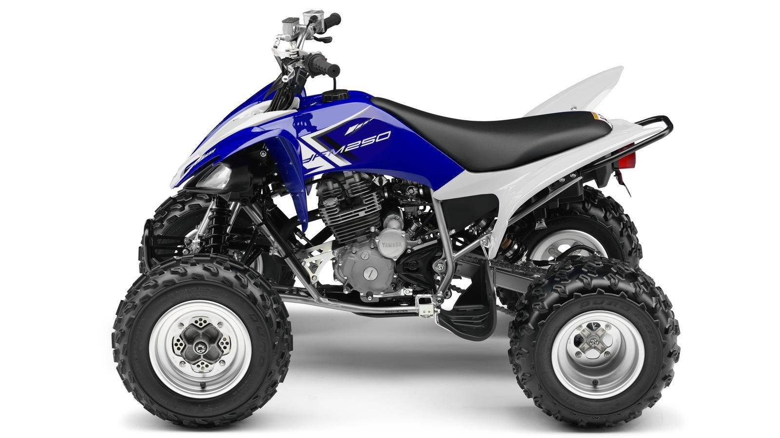 Yamaha yfm250r photo - 1