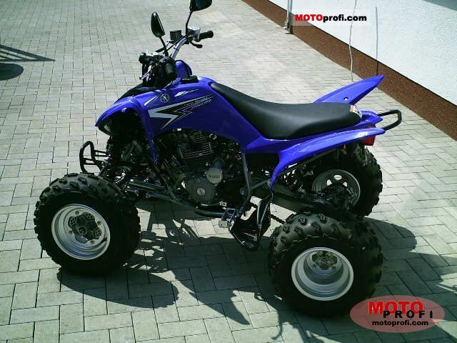 Yamaha yfm250r photo - 4