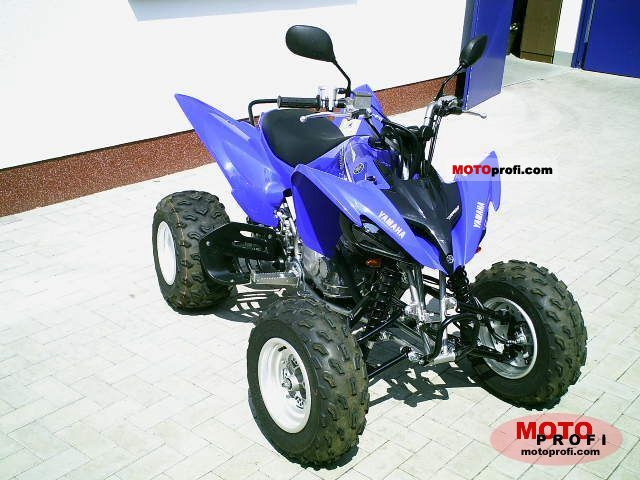 Yamaha yfm250r photo - 7