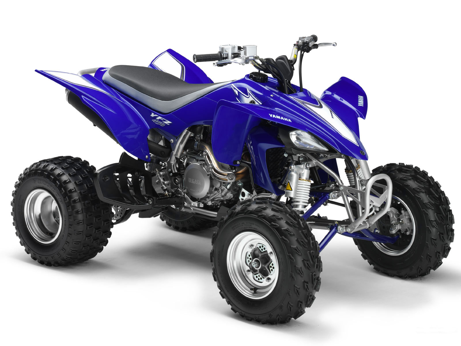 Yamaha yfz450 photo - 2