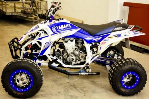Yamaha yfz450 photo - 9