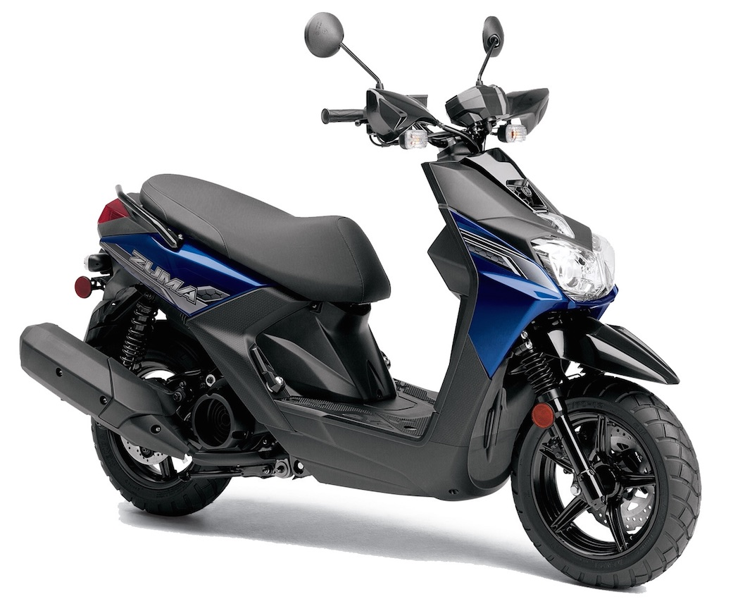 Yamaha zuma photo - 2
